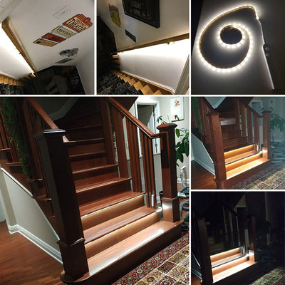 Intelligent Sensor LED Light Strips