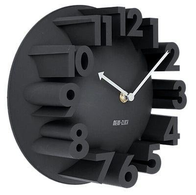 3D Illusion Wall Clock