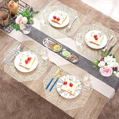 Nordic Octagon Placemats
