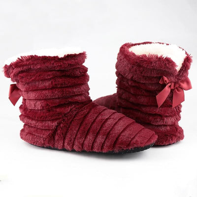 Angelina Thermal Fur Slippers