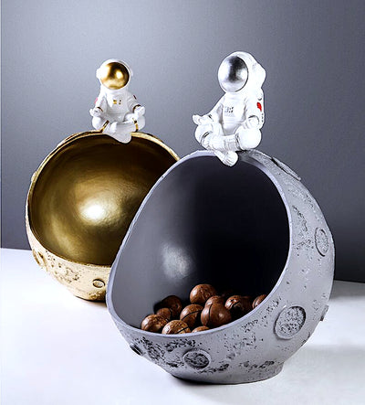 Lunar Storage Figurine