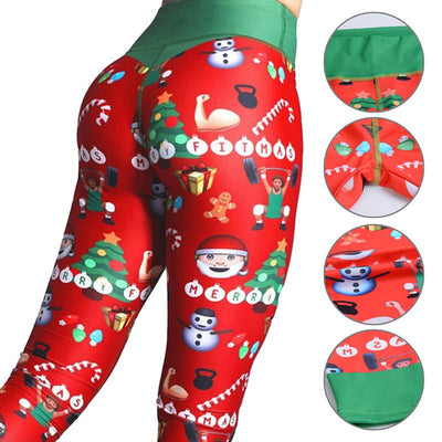 Christmas Festivity Leggings