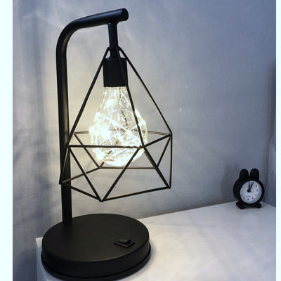 Diamond Vintage Desk Lamp