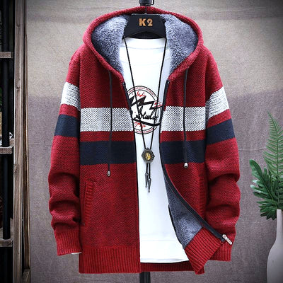 Moroccan Striped Hoodie