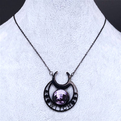 Witch Moon Necklace