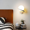 Nordic Spiral Wall Lamp