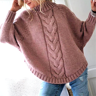 Sofia Oversized Knit Sweater