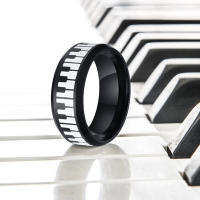 Stainless Steel Piano Ring