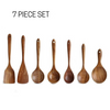 Thailand Teak Wooden Utensil Set