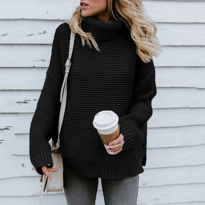 Lydia Turtleneck Sweater