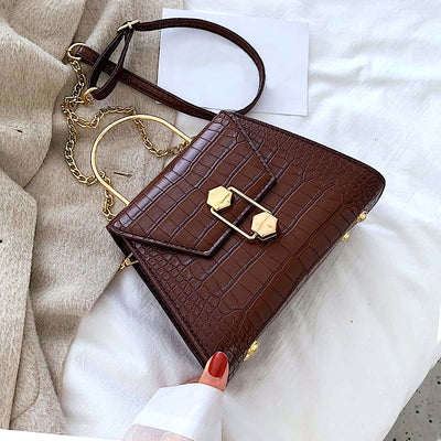 Miami Leather Crossbody Bag