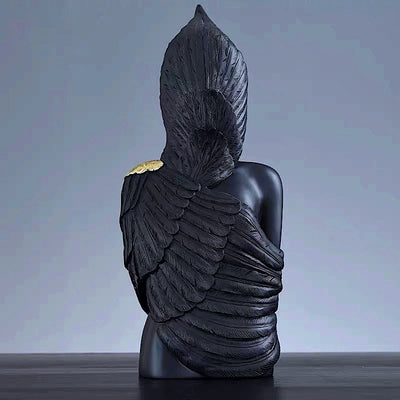 Guardian Eagle Figurine
