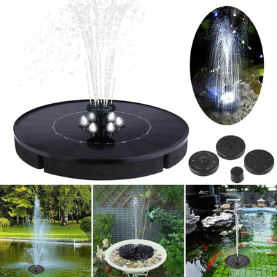 Solar LED Mini Fountain