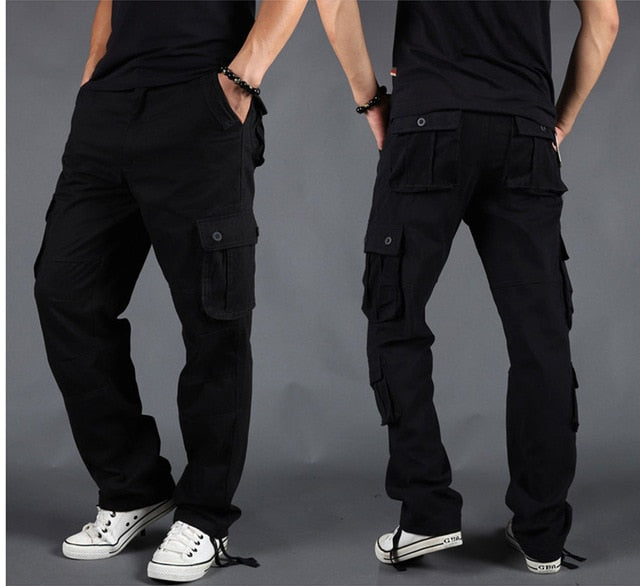 Ryder Multipocket Cargo Pants