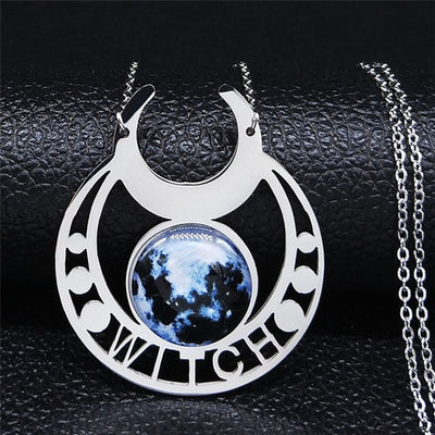 Mystical Moon Necklace