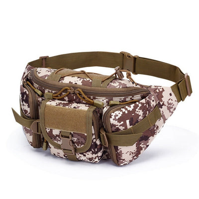 Tactical Adventure Waist Pack