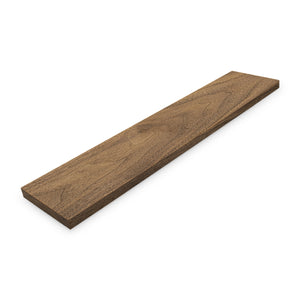"Walnut - 1"" (Specific Length)"