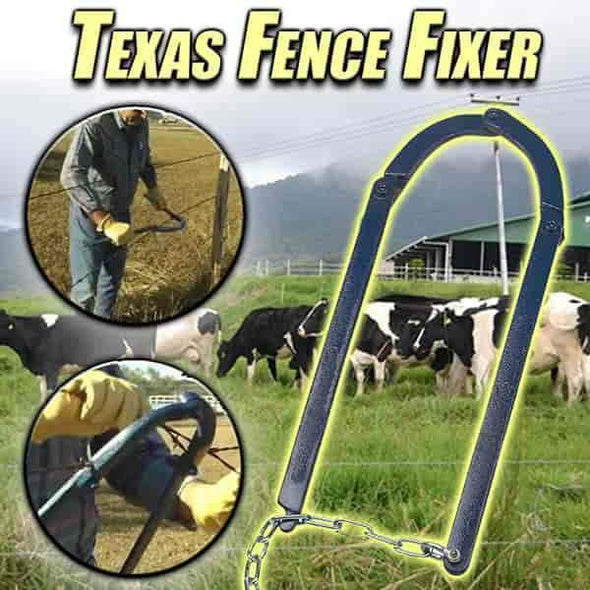 VickyPlus™ - Texas Fence Fixer【50%OFF!!】