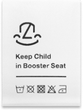Keep Child in Booster Seat