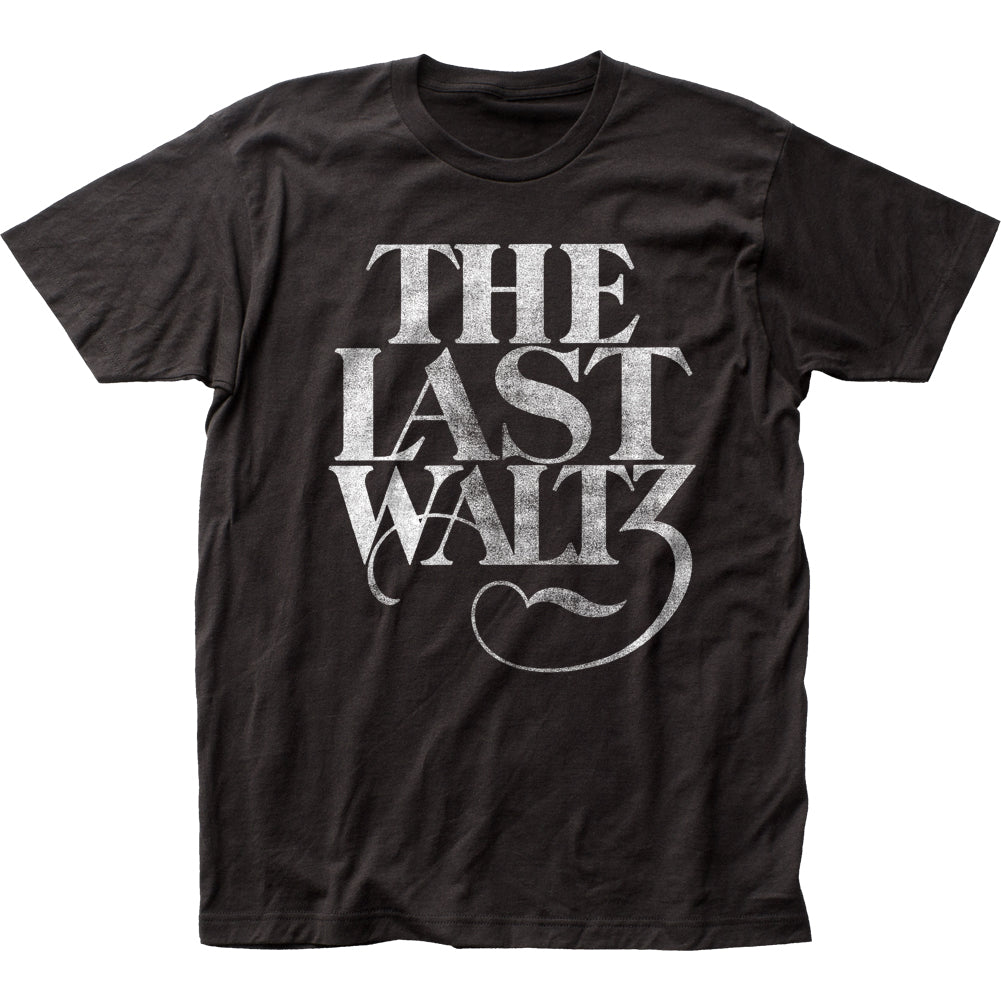 The Band The Last Waltz Mens T Shirt Black