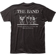 Load image into Gallery viewer, The Band The Last Waltz Mens T Shirt Black