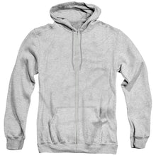 Load image into Gallery viewer, Cheap Trick Cheap Cub Back Print Zipper Mens Hoodie Athletic Heather