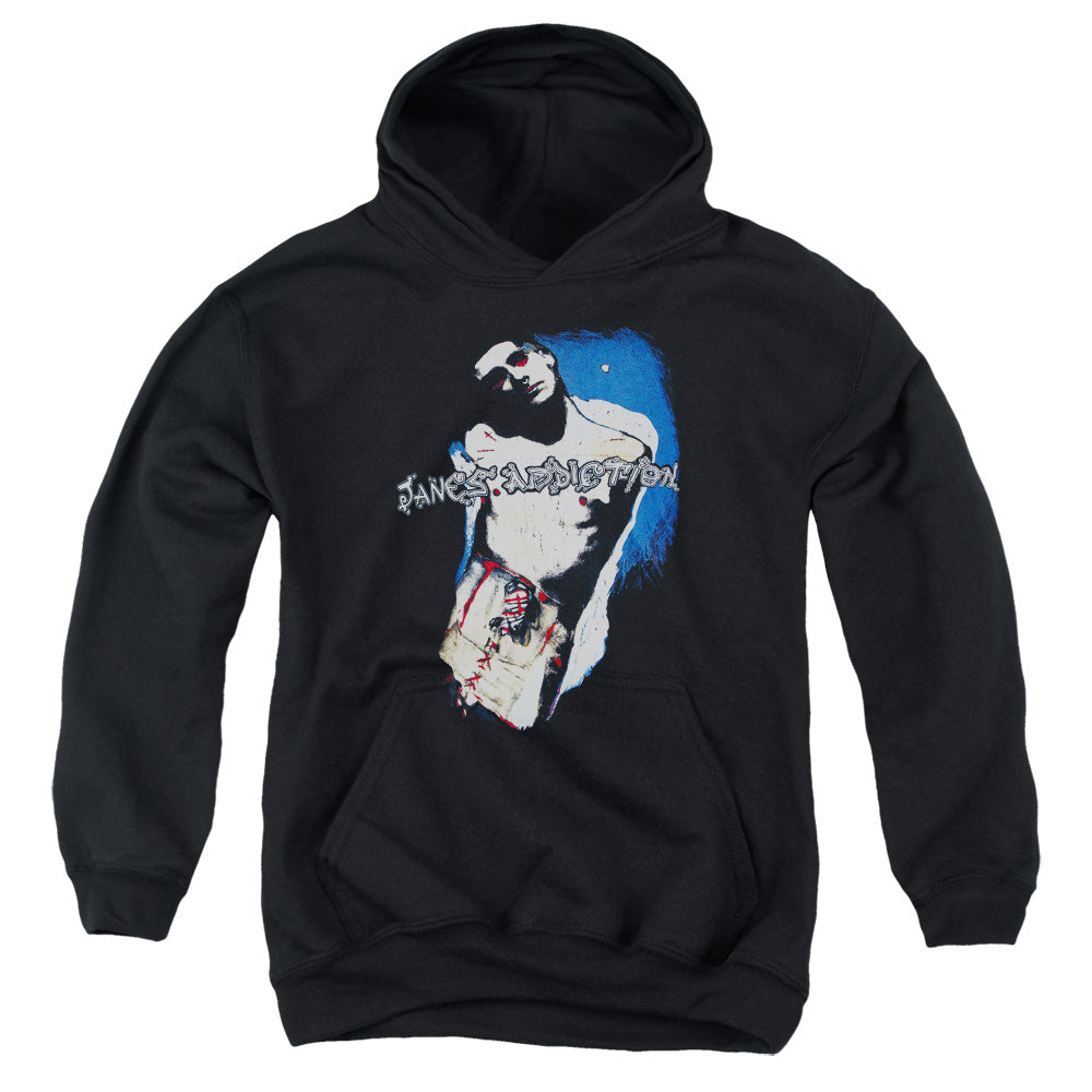 Janes Addiction Perry Kids Youth Hoodie Black