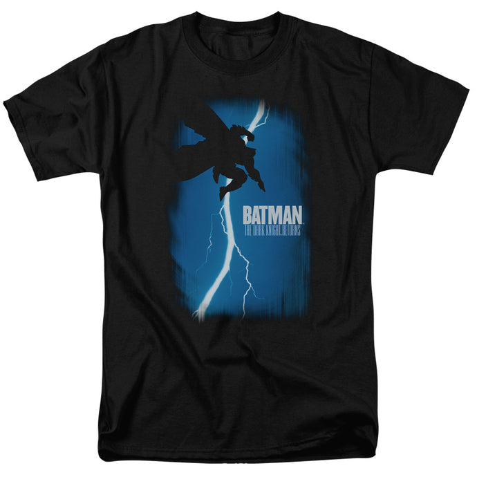Batman DKR Cover Mens T Shirt Black