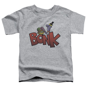 Dexters Laboratory Bonk Toddler Kids Youth T Shirt Athletic Heather