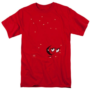 Aqua Teen Hunger Force Meatwad Mens T Shirt Red