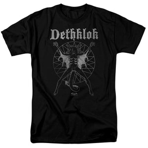 Metalocalypse Sigil Mens T Shirt Black