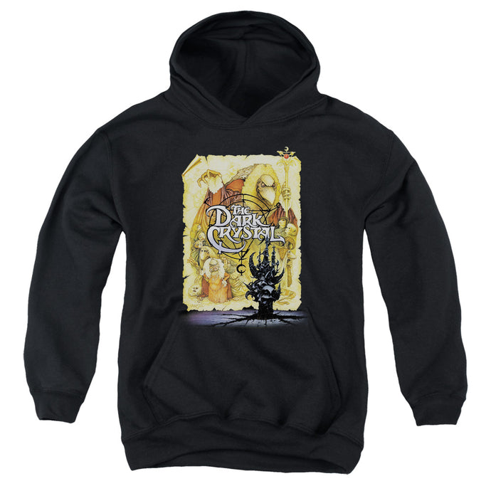 The Dark Crystal Poster Kids Youth Hoodie Black