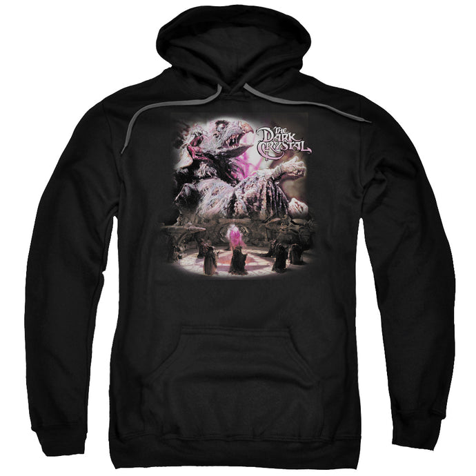 The Dark Crystal Power Mad Mens Hoodie Black