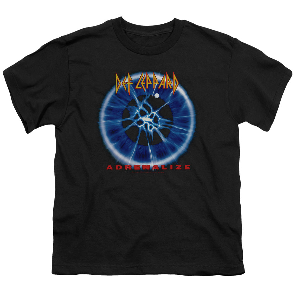 Def Leppard Adrenalize Kids Youth T Shirt Black