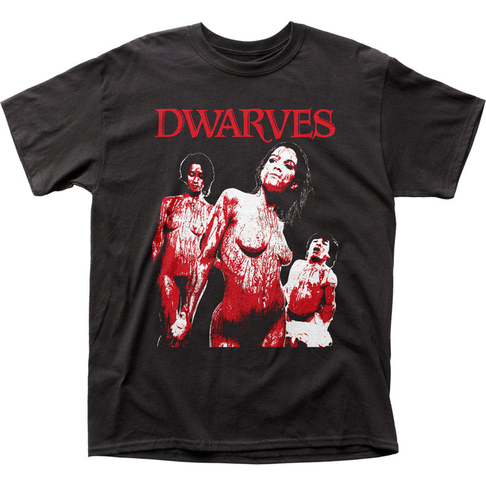Dwarves Blood Guts and Pussy Mens T Shirt Black