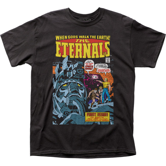The Eternals The Eternals #1 Mens T Shirt Black
