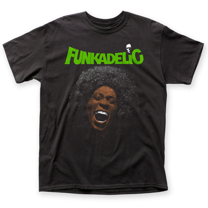 Funkadelic Free Your Mind Mens T Shirt Black
