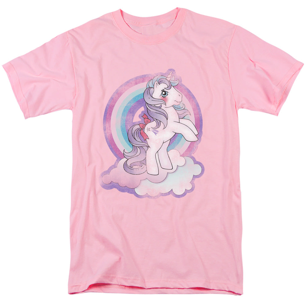 My Little Pony Retro Classic My Little Pony Mens T Shirt Pink