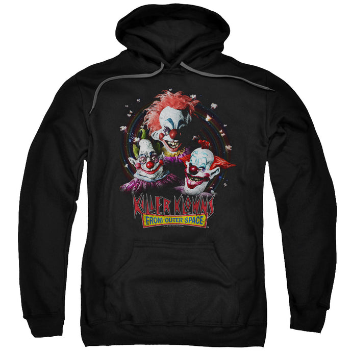 Killer Klowns From Outer Space Killer Klowns Mens Hoodie Black