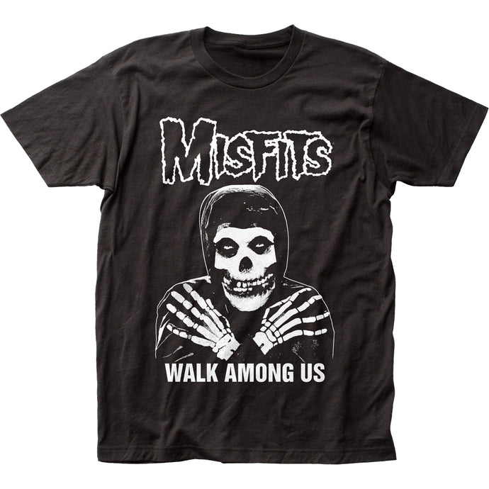The Misfits Walk Among Us Mens T Shirt Black