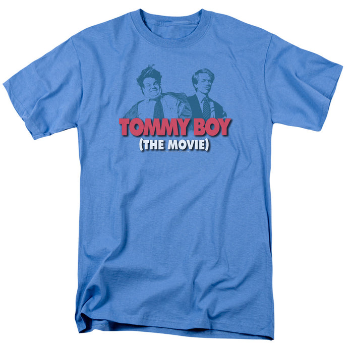 Tommy Boy Logo Mens T Shirt Carolina Blue