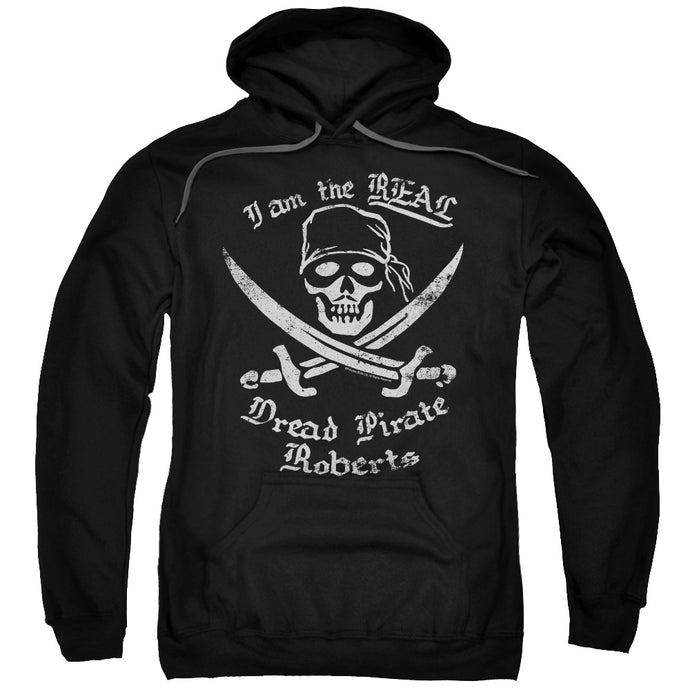The Princess Bride The Real Dpr Mens Hoodie Black