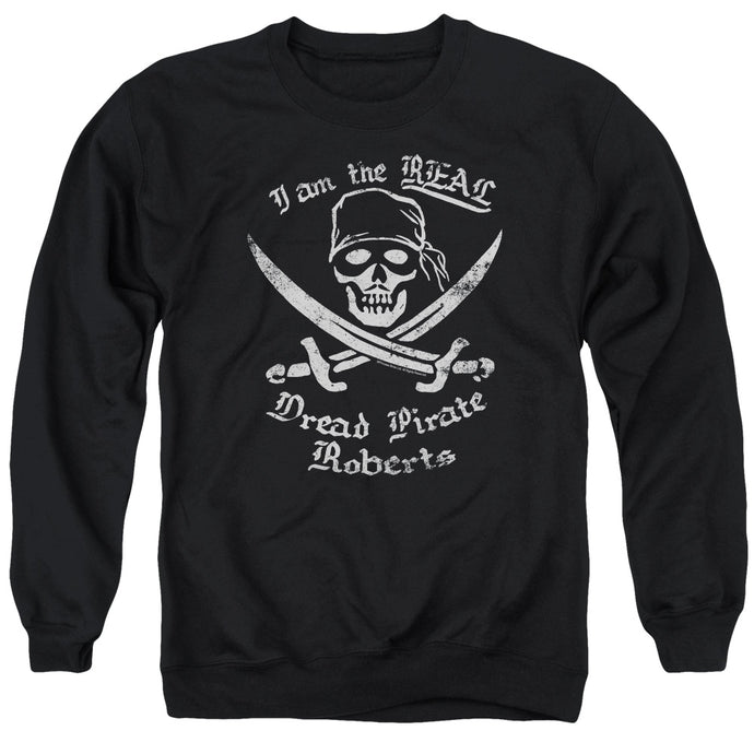 The Princess Bride The Real Dpr Mens Crewneck Sweatshirt Black