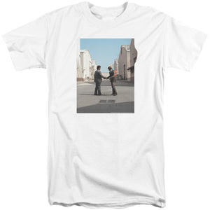 Pink Floyd Wish You Were Here Mens Tall T Shirt White