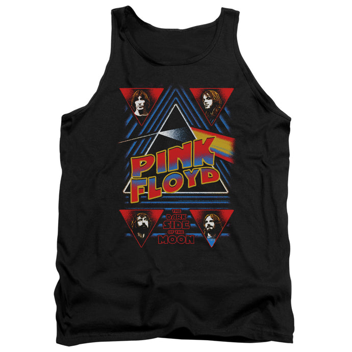 Pink Floyd Dark Side Mens Tank Top Shirt Black