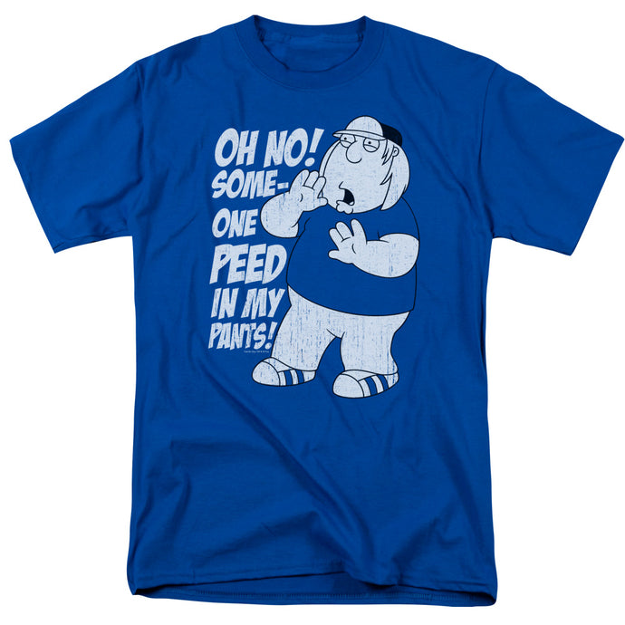 Family Guy In My Pants Mens T Shirt Royal Blue