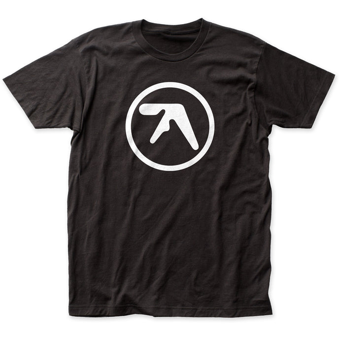 Aphex Twin Logo Mens T Shirt Black