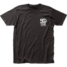 Load image into Gallery viewer, Woodstock 50 Years Mens T Shirt Black