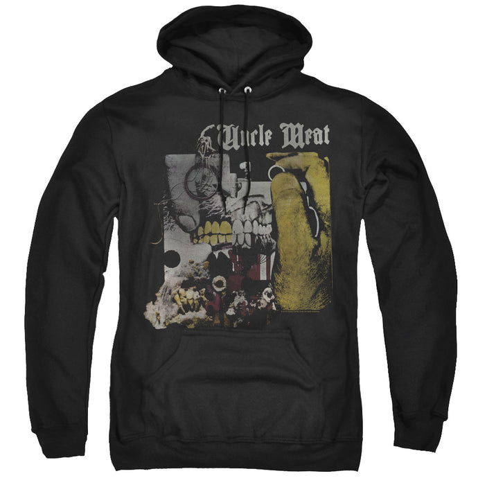 Frank Zappa Uncle Meat Mens Hoodie Black