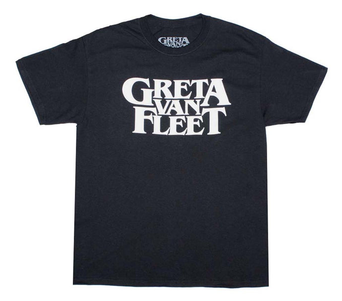 Greta Van Fleet Logo Mens T Shirt